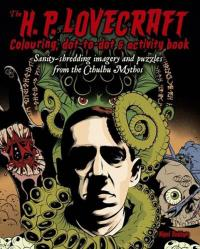 H.P. Lovecraft Colouring & Activity Book