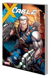 Cable Vol 1: Time Conquest