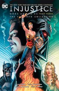Injustice: Gods Among Us Year 3 Complete Collection
