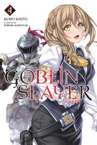 Goblin Slayer Light Novel 4