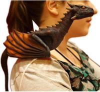 Prop Replica Drogon Shoulder figure