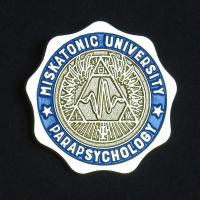 Varsity pin: Parapsychology