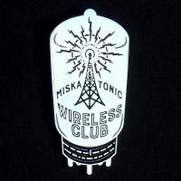Varsity pin: Wireless Club