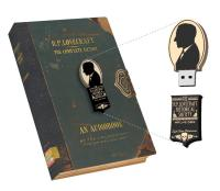 The Complete Fiction of H P Lovecraft - USB Audiobook (Collectors)