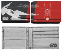 Star Wars Episode VIII Wallet Kylo Ren's TIE Silencer