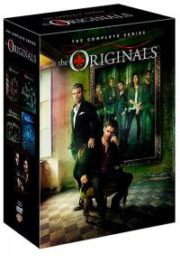 The Originals, Season 1-5, The Complete Series