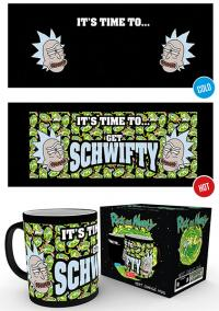 Heat Change Mug Get Schwifty