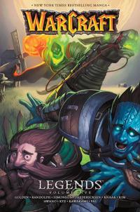 Warcraft Legends Vol 5