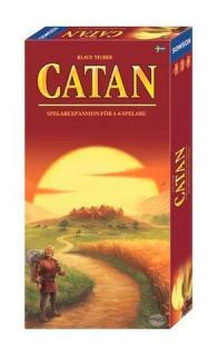 Catan - expansion för 5-6 spelare (Skandinavisk utgåva)