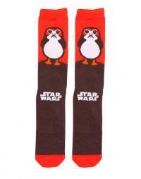 Star Wars Episode VIII Crew Socks Porgs