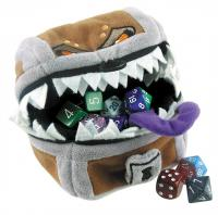 Dice Bag: Dungeons & Dragons Mimic Treasure Pouch