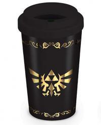 The Legend of Zelda Travel Mug Triforce