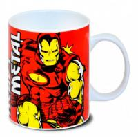 Iron Man Heavy Metal Mug
