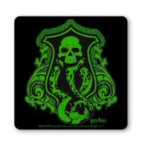 Harry Potter Death Eater Logo Coaster