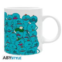 Rick and Morty Meeseeks 320ml Mug
