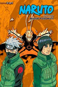 Naruto 3-in-1 Vol 21