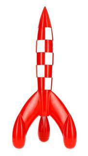 Samlarfigur - Raket 90cm
