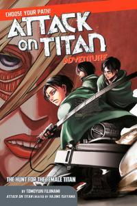 Attack on Titan Adventure 2: The Hunt for the Female Titan