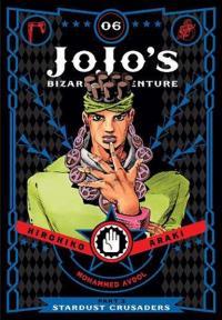 Jojo's Bizarre Adventure Stardust Crusaders Vol 6