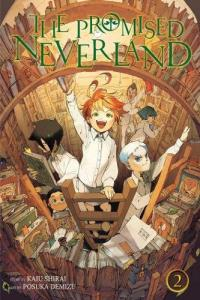 The Promised Neverland Vol 2