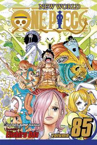 One Piece Vol 85
