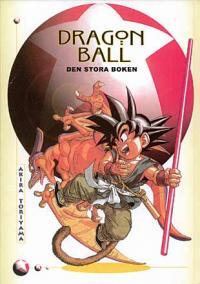 Dragon Ball - Den stora boken