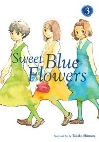 Sweet Blue Flowers Vol 3