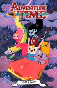 Adventure Time Sugary Shorts Vol 3