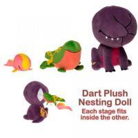 Dart Demodog Nesting Dolls Plush