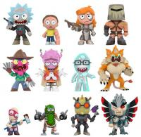 Rick and Morty Mystery Mini Figures Series 2
