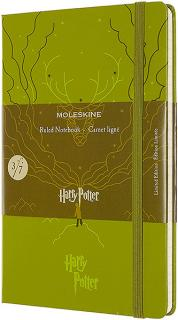 Moleskine Limited Edition Notebook Expecto Patronum Olive