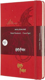 Moleskine Limited Edition Notebook Dragon Red