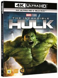 The Incredible Hulk (2008, 4K Ultra HD+Blu-ray)