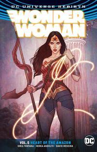 Wonder Woman Rebirth Vol 5: Heart of the Amazon