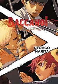 Baccano Light Novel 7: 1933 Last the Slash -bloody to Fair-