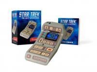 Star Trek Light-and-Sound Tricorder & Book Kit