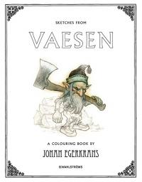 Vaesen - A Colouring Book