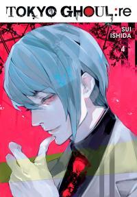 Tokyo Ghoul: re Vol 4