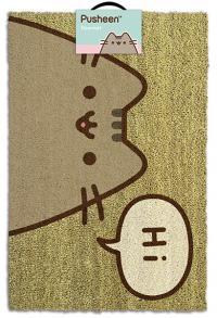 Doormat Pusheen Says Hi 40 x 60 cm