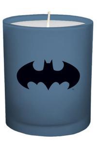 Glass Candle Batman 8 x 9 cm