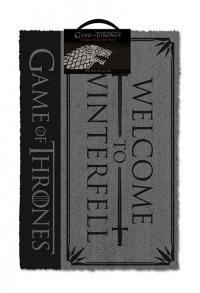 Doormat Welcome to Winterfell 40 x 57 cm