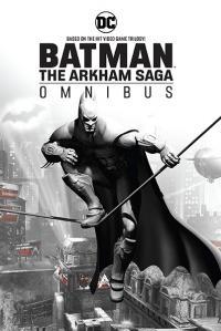 The Arkham Saga Omnibus