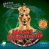 Masks of Nyarlathotep - audio drama CD