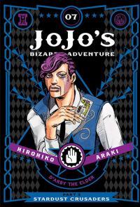 Jojo's Bizarre Adventure Stardust Crusaders Vol 7