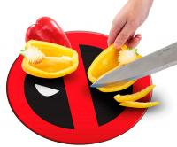Cutting Board Deadpool Icon