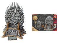 Game of Thrones Iron Throne Monument Puzzle