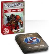 Chaos Chosen Team Cards