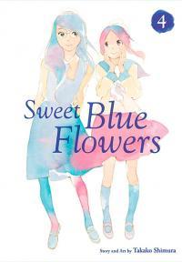 Sweet Blue Flowers Vol 4
