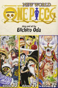 One Piece: New World 70-71-72