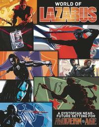 The World of Lazarus - Campaign Setting